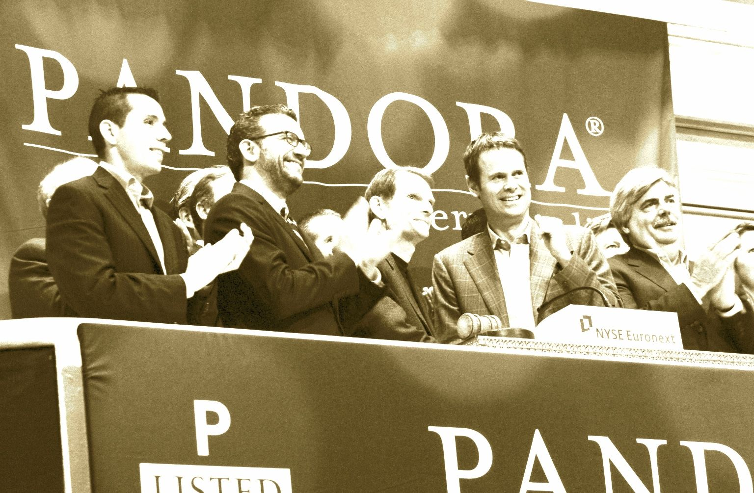 Pandora IPO (2011)