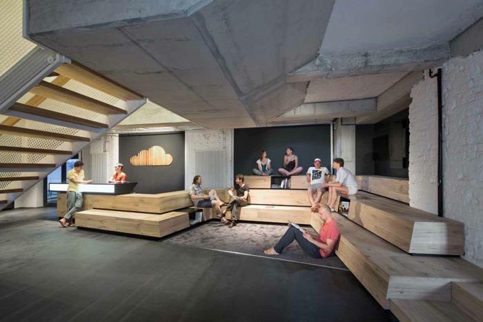Soundcloud Offices, Berlin