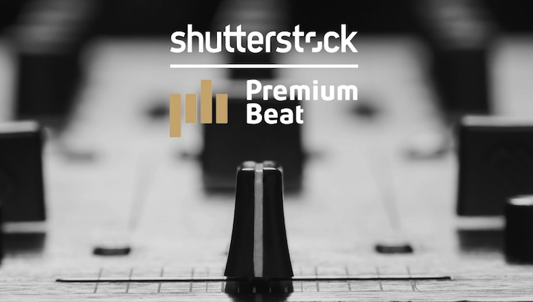 Even More Royalty-Free Stock Music: Shutterstock Acquires PremiumBeat