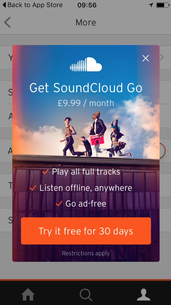 SoundCloud Go: It Definitely Doesn't Suck! - Digital Music News