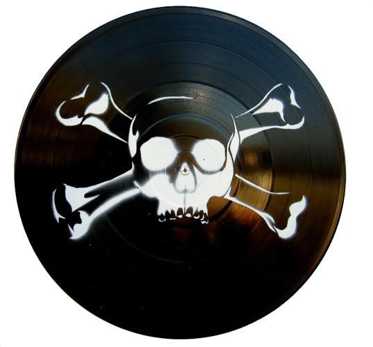 Cremated Vinyl