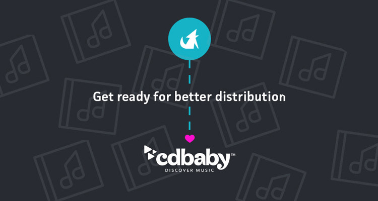 Loudr taps CD Baby for Digital Distribution