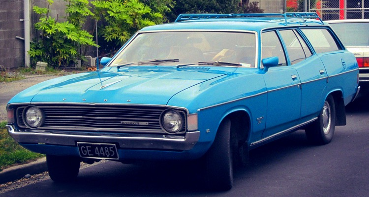 Car from the 1970s. 41 Years of Music Industry Change, In 41 Seconds or Less.