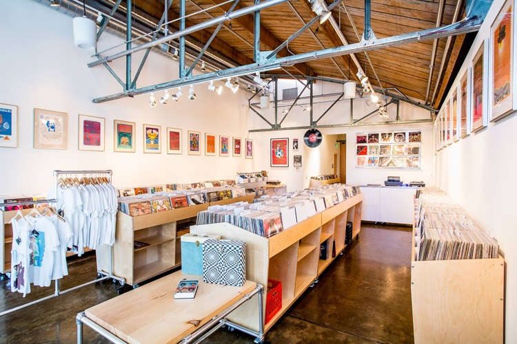 what record stores will look like in the future digital music news. Black Bedroom Furniture Sets. Home Design Ideas