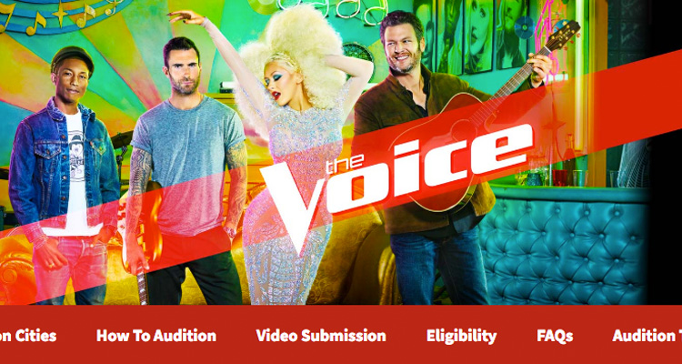 How To Win Your Audition For The Voice Digital Music News