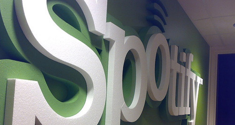 Spotify Officially Hits 100 Million Active Users