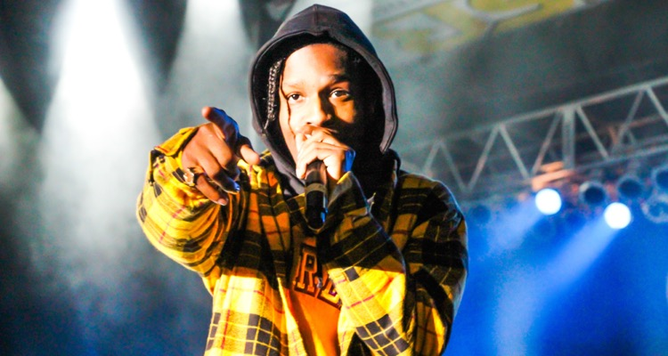 A$ap Rocky Successfully Performs In Sweden – Donates Proceeds To Help Refugees