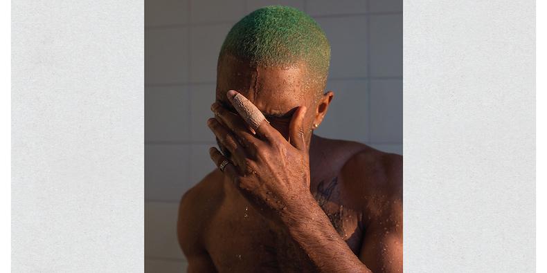 Frank Ocean, Blonde Cover