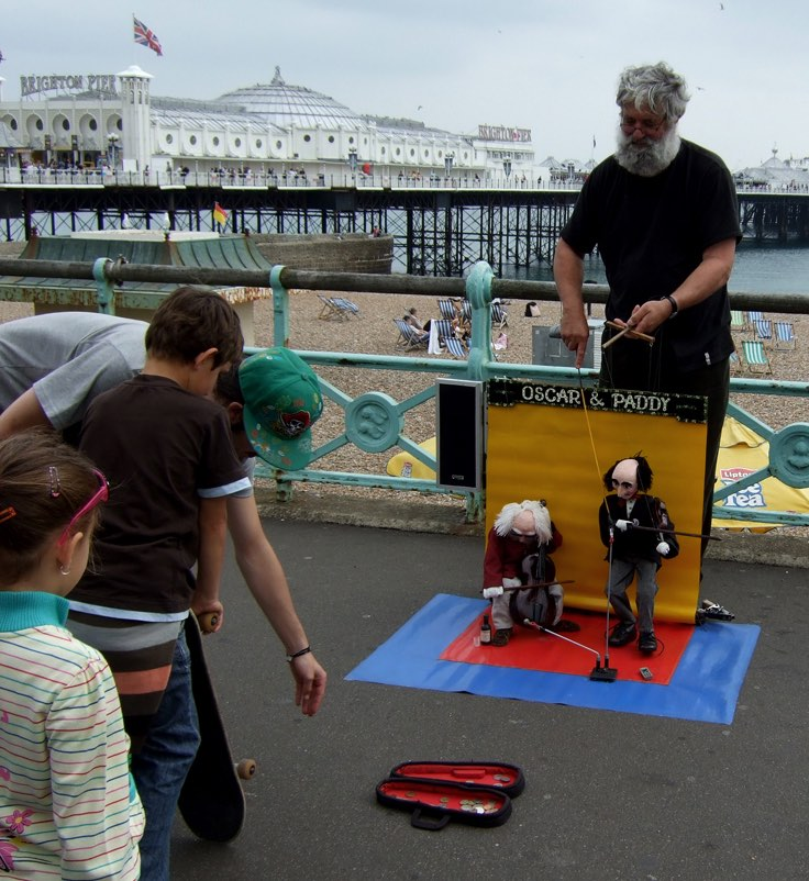 puppetbuskers