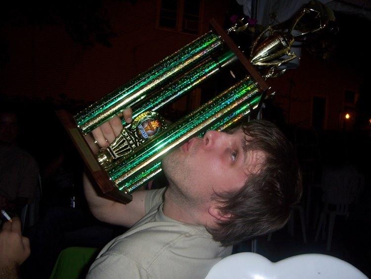 Musician: Winning!