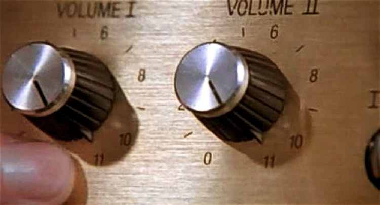 Spinal Tap: It Goes to 11