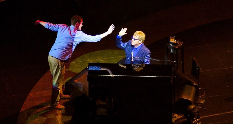 Elton John Won't be Playing the Trump Inauguration
