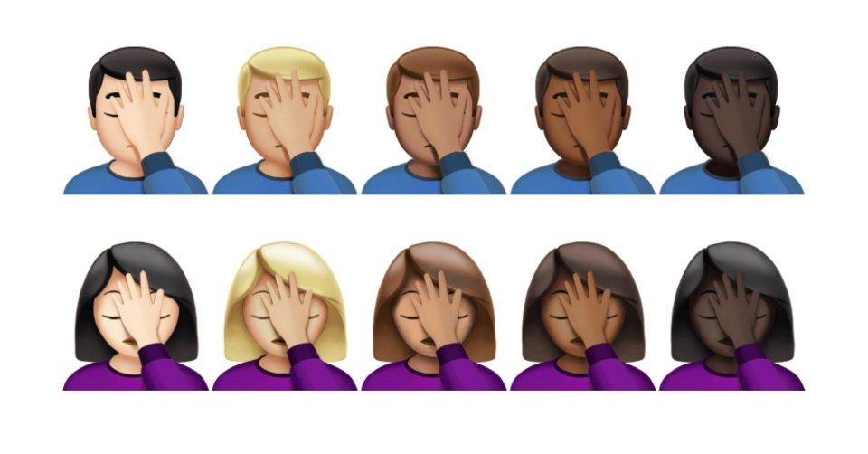 emojifacepalm