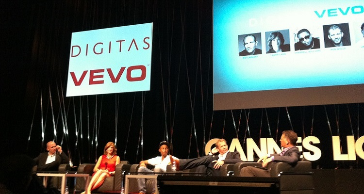 Thanks to YouTube, Vevo Nears 100 Million Active Monthly Users