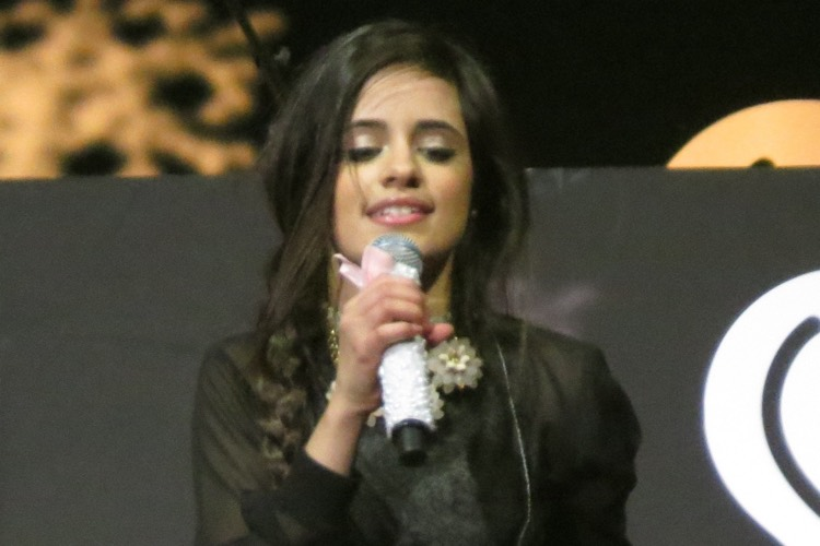 Camila Cabello During Her Fifth Harmony Days