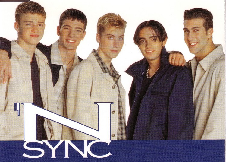 nsync was one of the best selling bands of all time but they arent getting back together - Nsync Christmas Album