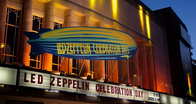 Led Zeppelin Is Getting Sued Once Again Over Stairway To Heaven