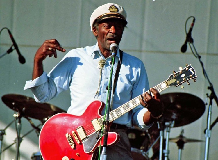 Chuck Berry In the 90s