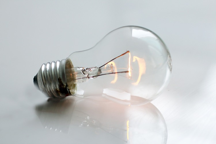 A light bulb. What's the revolutionary idea that will save Spotify's business?