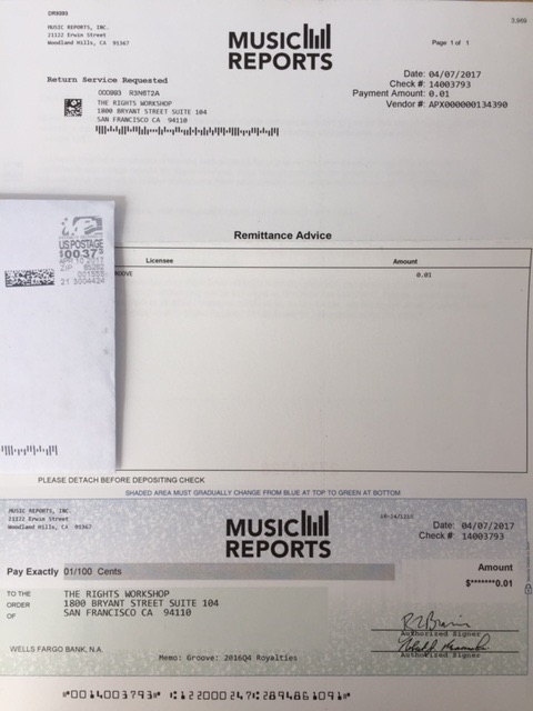 just got my microsoft groove royalty check in the mail