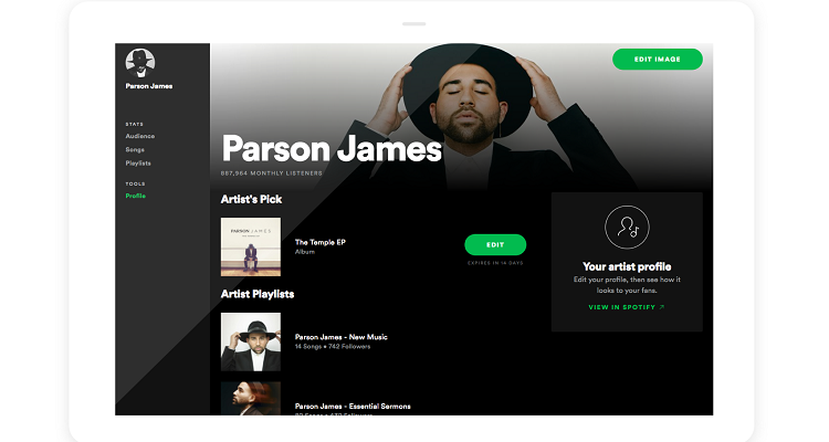 Bid Farewell to Fan Insights. Say Hello to Spotify for Artists