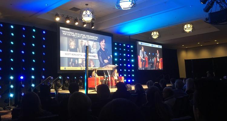 Scott Borchetta speaks at Canadian Music Week on Thursday, April 20th.