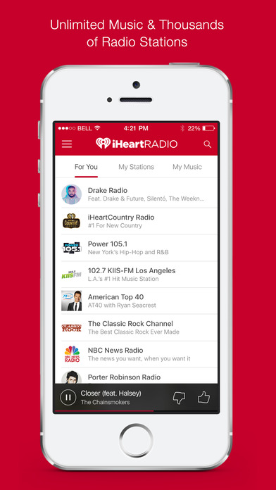 music fm app para iphone