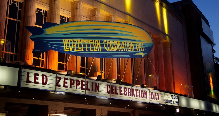 Get Ready for Led Zeppelin at Desert Trip 2017 in California