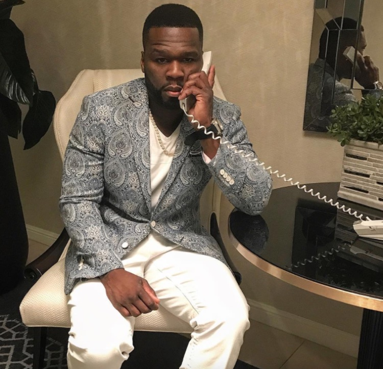50 Cent Rips Jay's 4:44