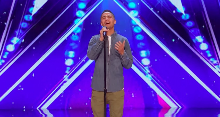 At His Familys Request Brandons Audition And Final Musical Performance Was Recently Aired On NBC