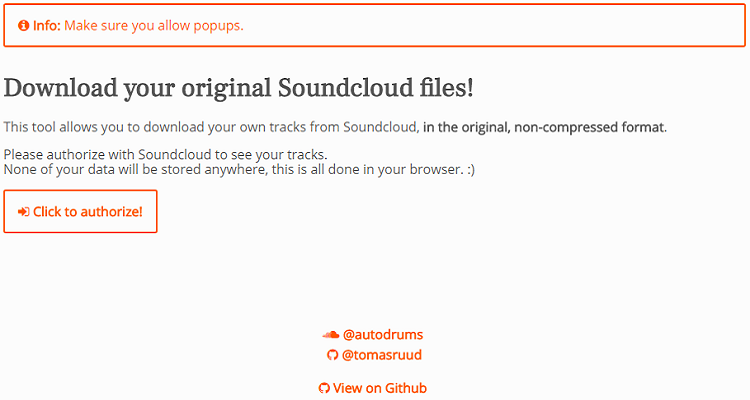 soundcloud mp3 downloader firefox