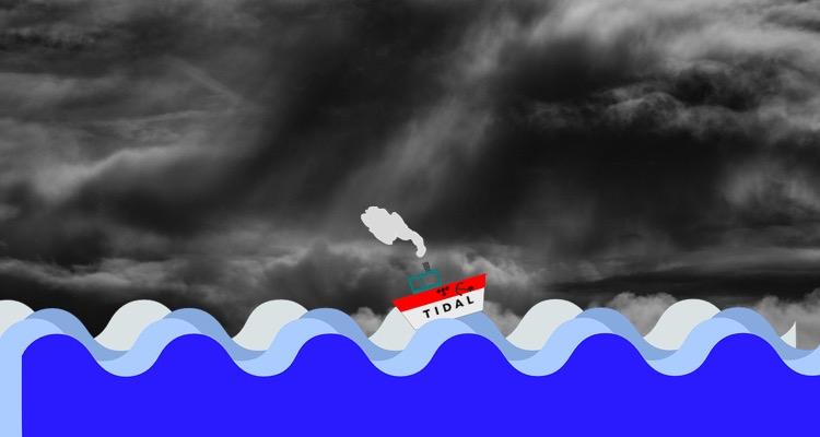 Tidal at Sea