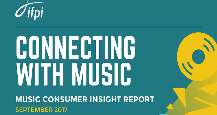 IFPI reveals 45% of music fans use streaming platforms