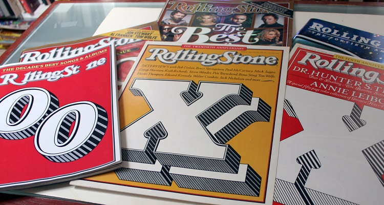 US Rolling Stone Magazine To Be Put Up For Sale