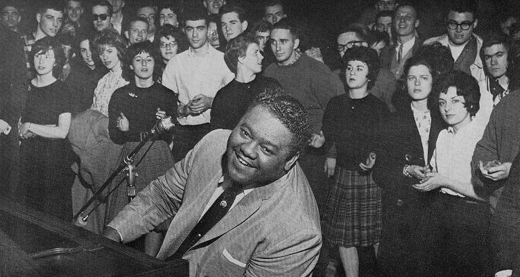 R.I.P. Fats Domino. The Music Industry Says Goodbye to Another Legend