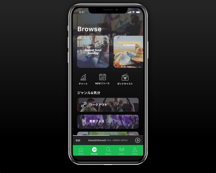 Touchscreen Iphone