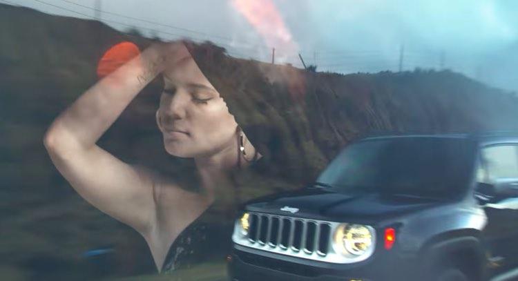 Jeep Renegade Spot feat. Halsey