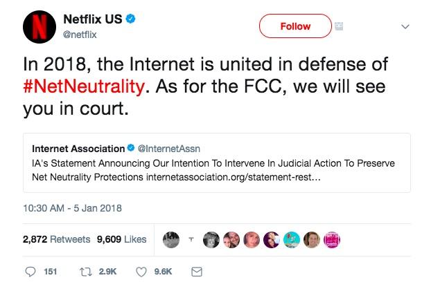 Restoration of net neutrality rules hits key milestone in Senate