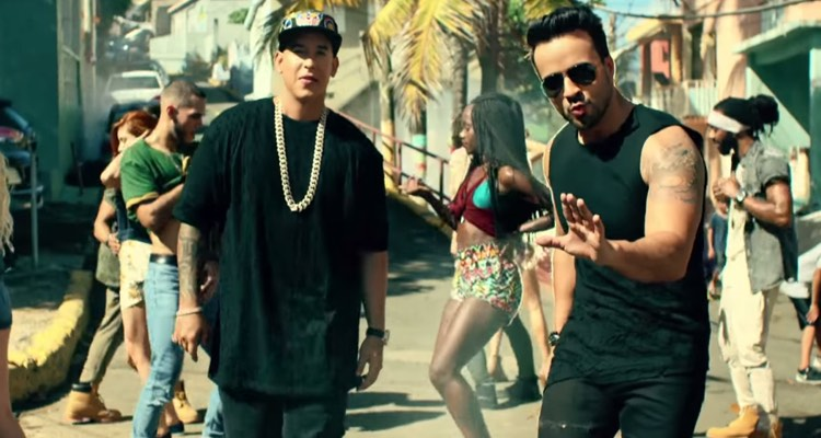 'Despacito' Becomes the First Spanish-Language Song to Reach 1 Billion Streams on Spotify