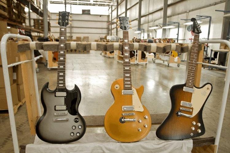 Gibson Guitar 90s