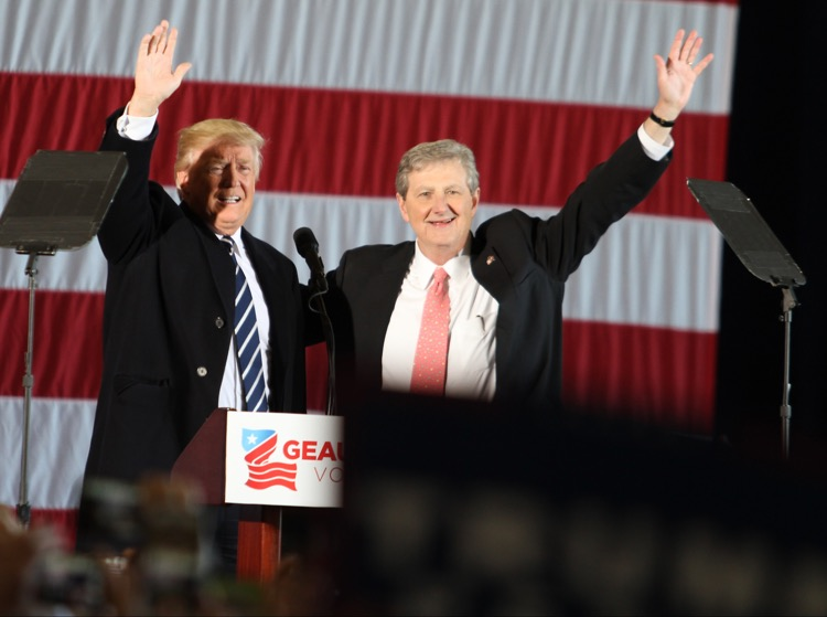 Louisiana GOP Senator John Kennedy introduces a net neutrality bill