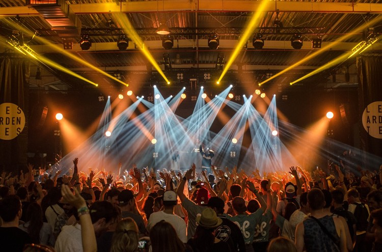 concert going gigs attending shows study audience very finds weeks every habit healthy