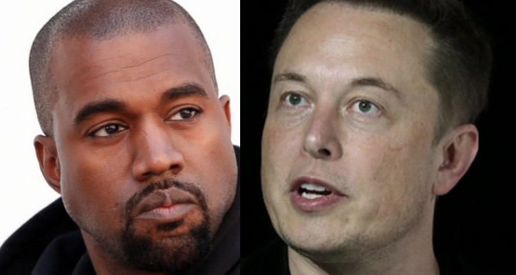 People Can't Handle Elon Musk Naming Kanye West His Inspiration
