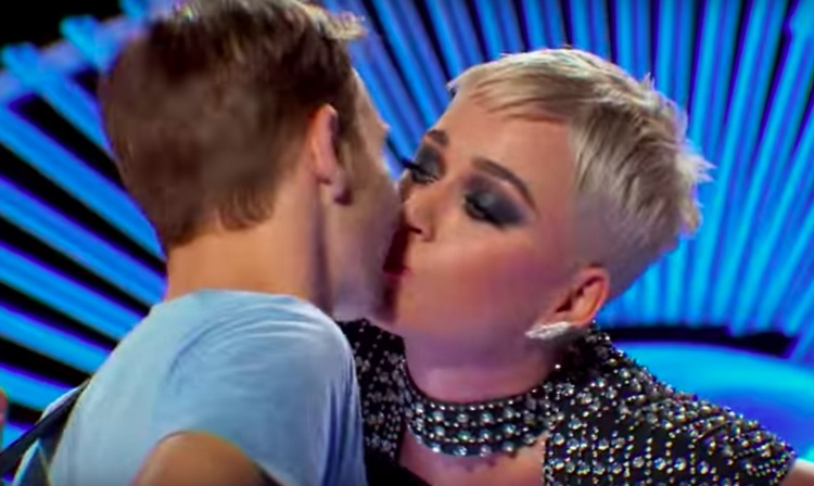 Kiss From Katy Perry Made