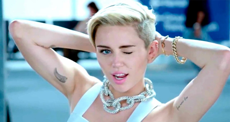 Miley Cyrus sued for $300 million for allegedly stealing 'We Can't Stop'