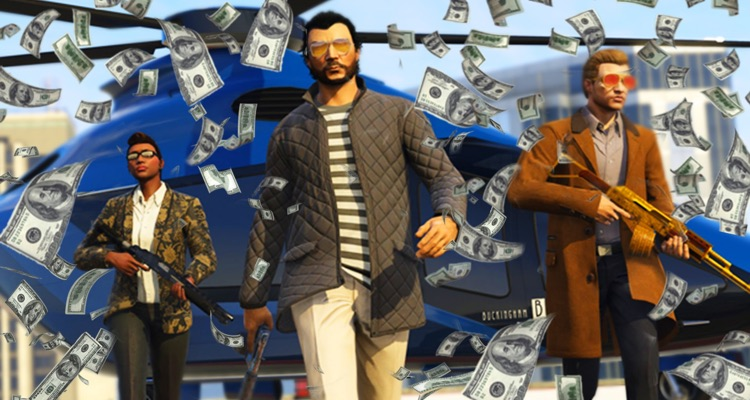 Grand Theft Auto V Is The Single Best Selling Release In The History Of Entertainment Ever