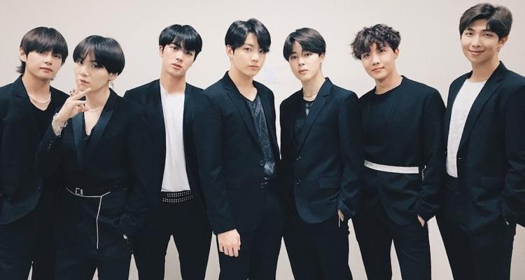 BTS, Kpop's Kings