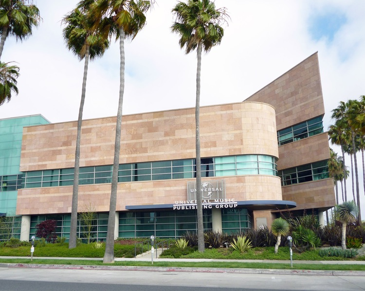 Universal Music Publishing Group, Santa Monica, CA