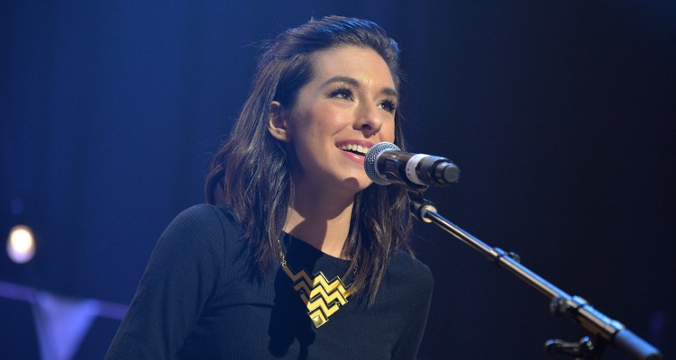 Christina Grimmie in 2014 (photo: Disney | ABC Television Group, CC by ND-2.0)