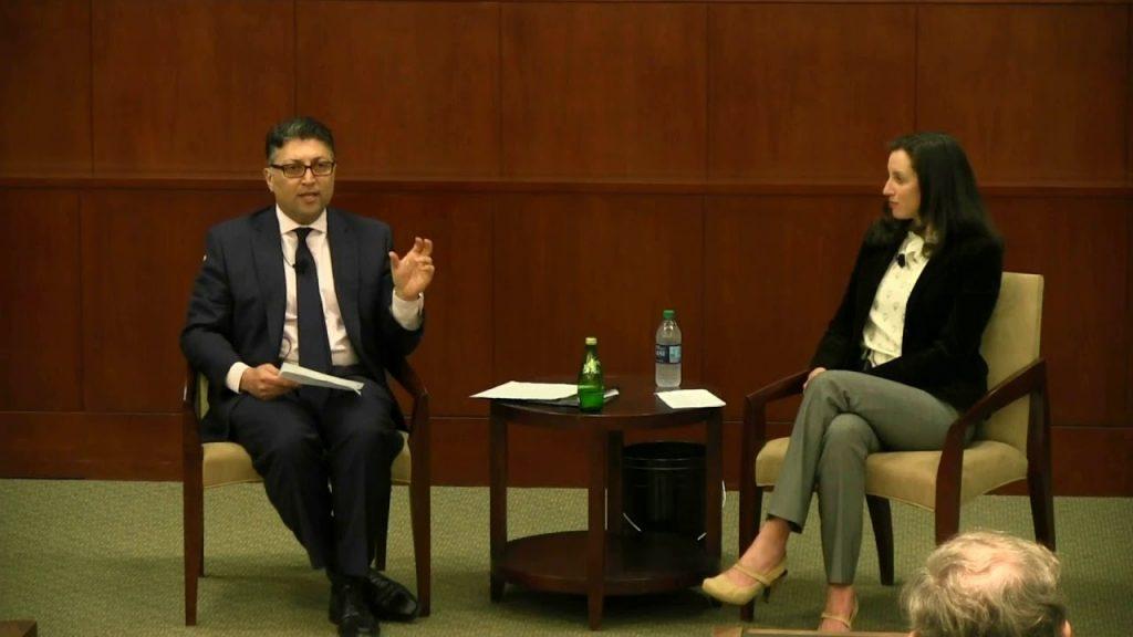 Makan Delrahim, Assistant Attorney General of the DOJ's Antitrust Division, interviewed earlier this year at Vanderbilt University.